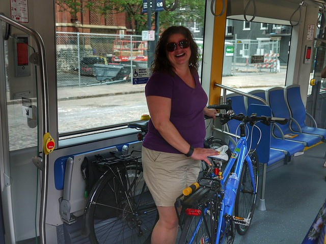 Cincinnati Streetcar Disability Awareness