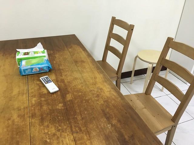 IKEA JOKKMOKK 餐椅與 FROSTA 椅凳