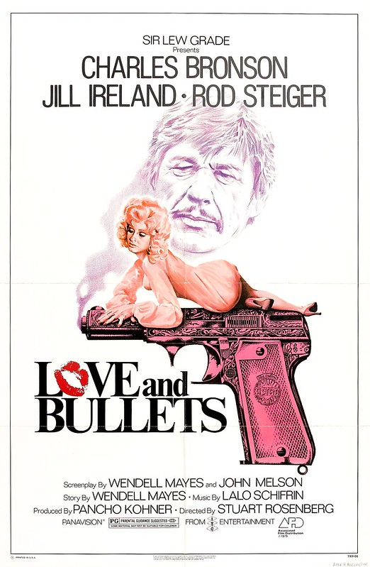 Love and Bullets - Poster 1