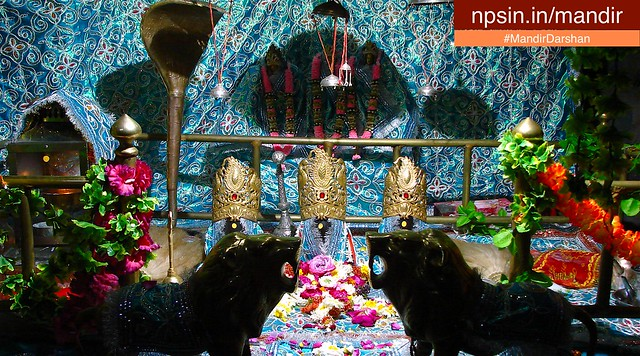 Top Famous Mata Temples Celebrate Navratri In Delhi NCR