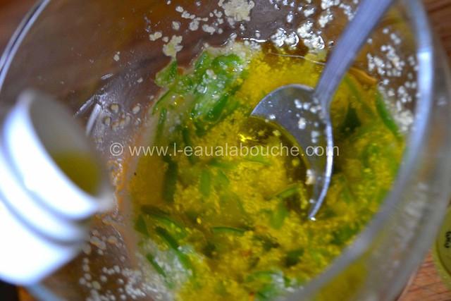 Galettes de Pain Grillées au Barbecue Sauce Piquante © Ana Luthi Tous droits réservés  006