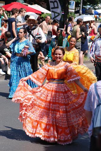 Paraguay folk dance