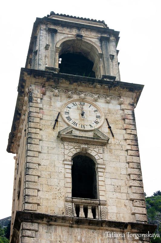 Южная колокольня