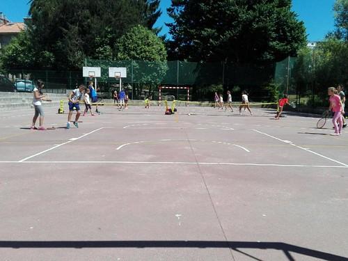 Promoción en el Colegio Sta. Emma-Pelayo 29/07/2016