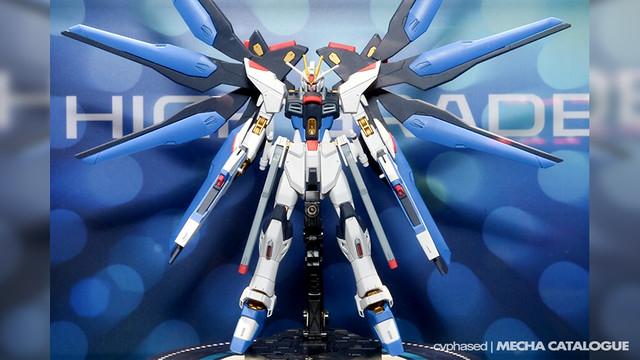 Gunpla Expo World Tour Japan 2016 Summer - HGCE Strike Freedom Gundam
