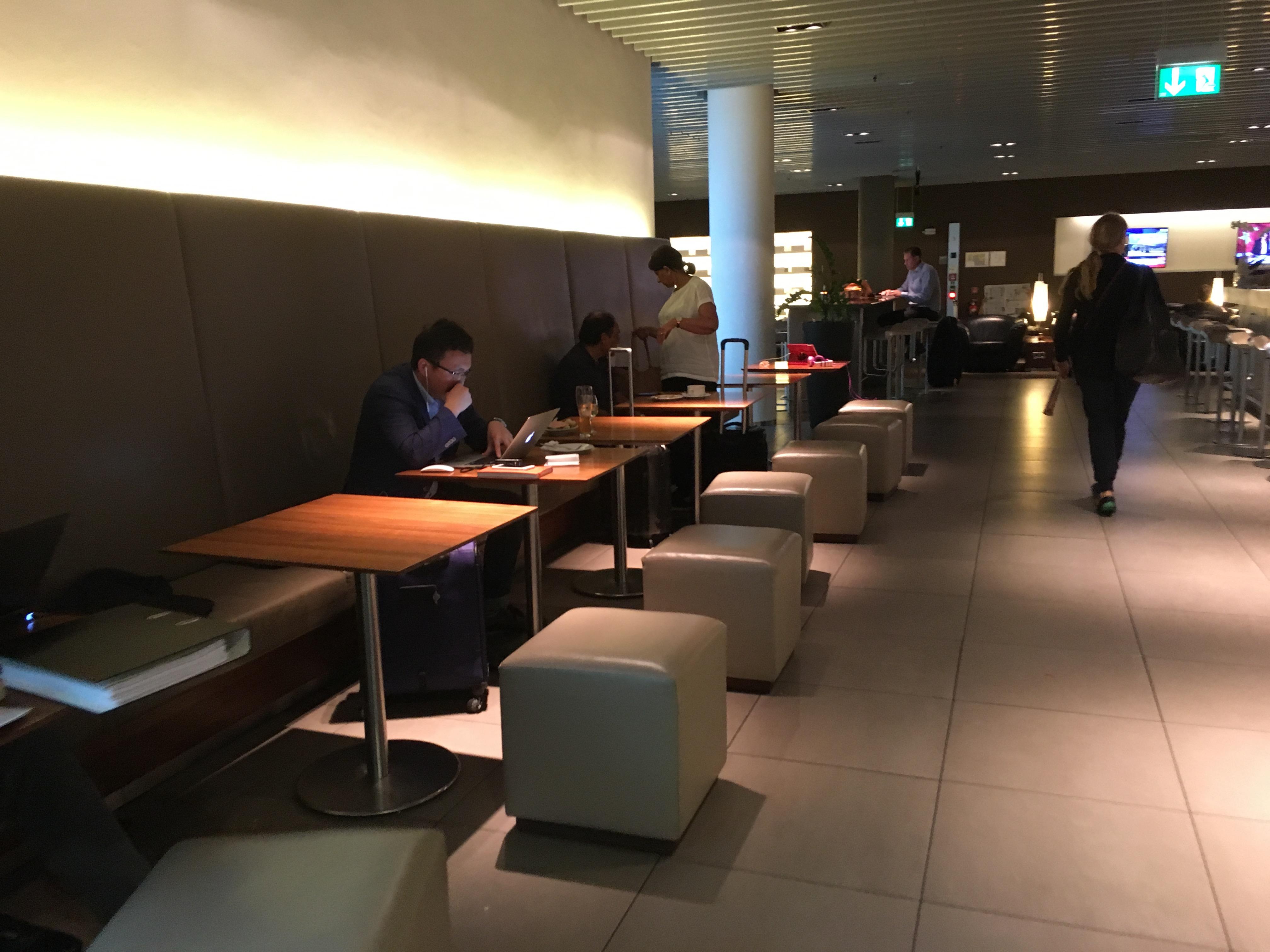 Lufthansa Senator Lounge, Munich H