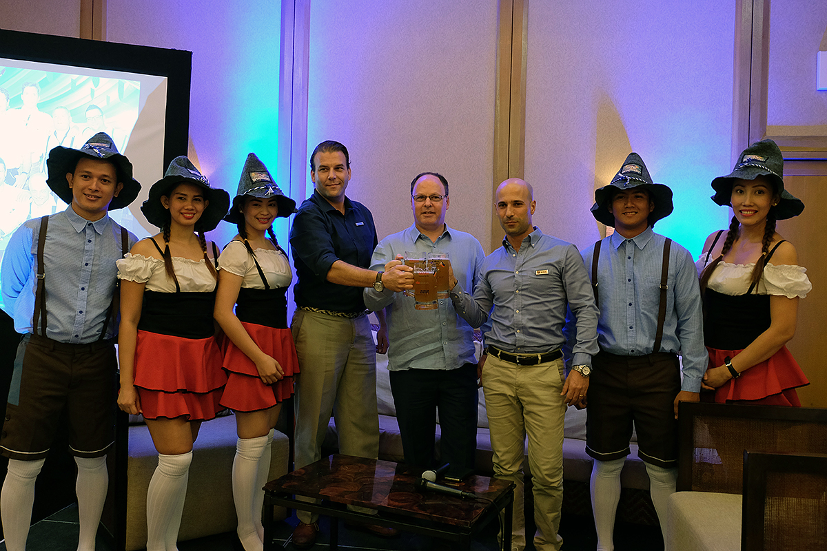 Oktoberfest 2016 at Crimson Resort and Spa Mactan