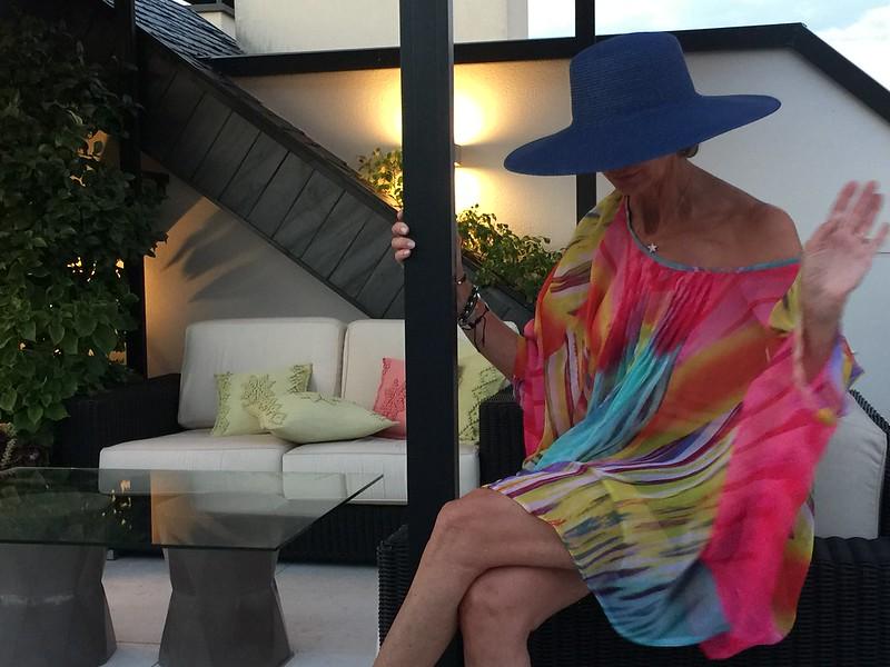 túnica-de-colores