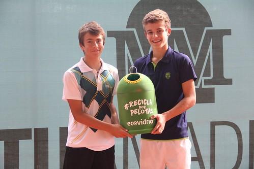 Mutua Madrid Open Sub 16 en A Coruña