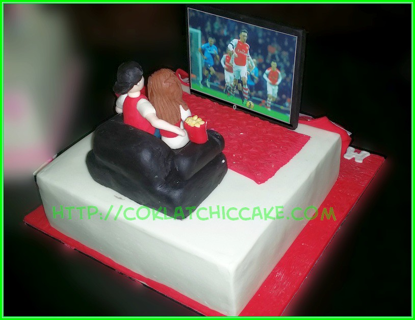 Cake Arsenal 1