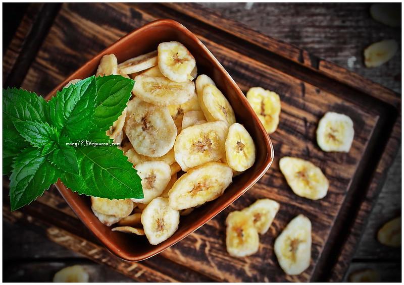 ...chips bananas