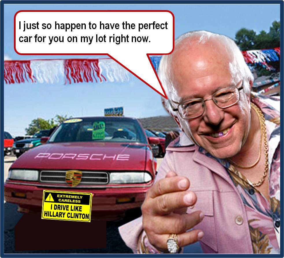 BERNIE THE USED CAR DEALER