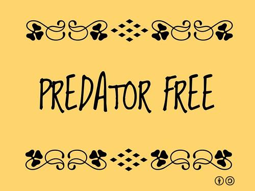 Predator Free