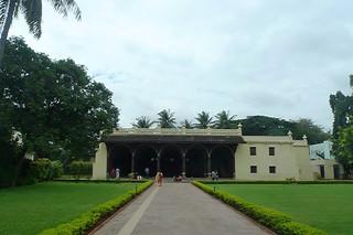 Bangalore - Tipu Sultans Palace