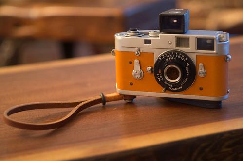 "My Leica M2 ""Hermés"""