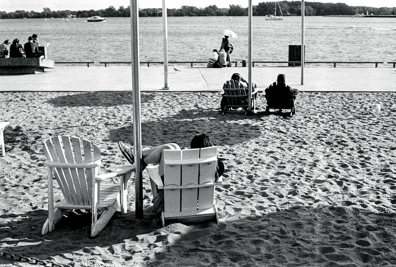 Harbourfront Beach Seats_