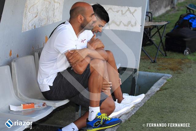 Pretemporada 16/17. R. Ferrol 0 - R.C. Deportivo 2
