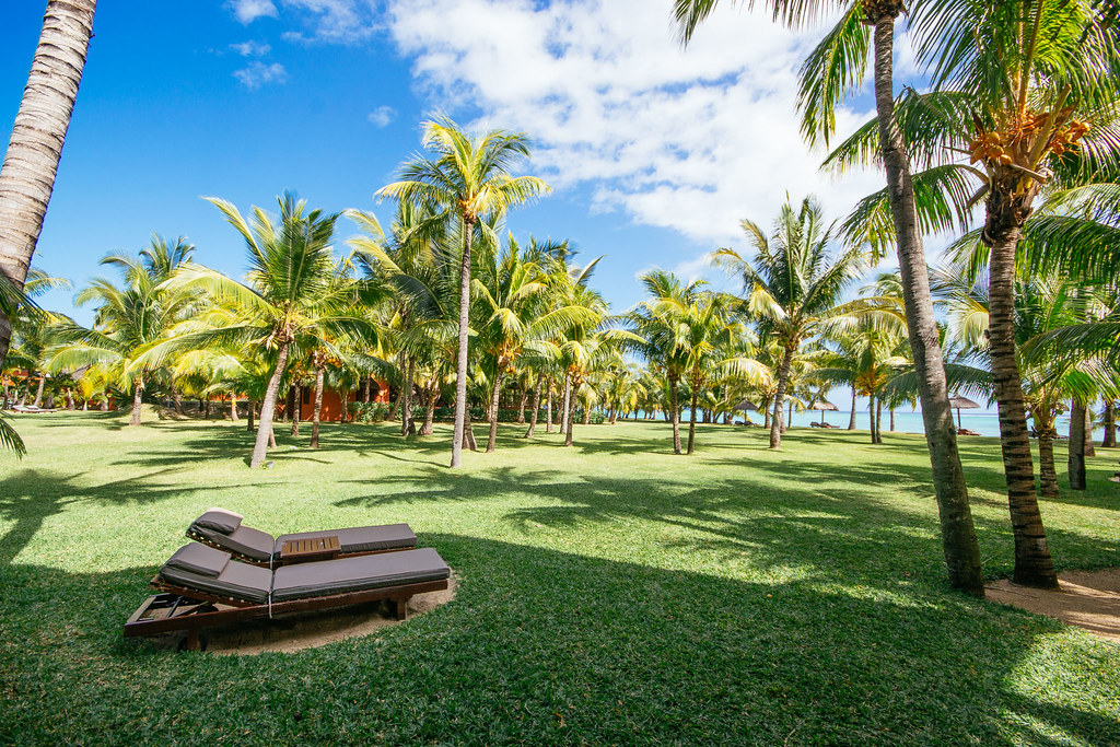 Dinarobin Hotel Luxury Accommodation in Mauritius