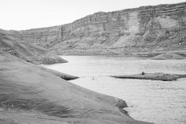 Lake-Powell-Pals-BW-61