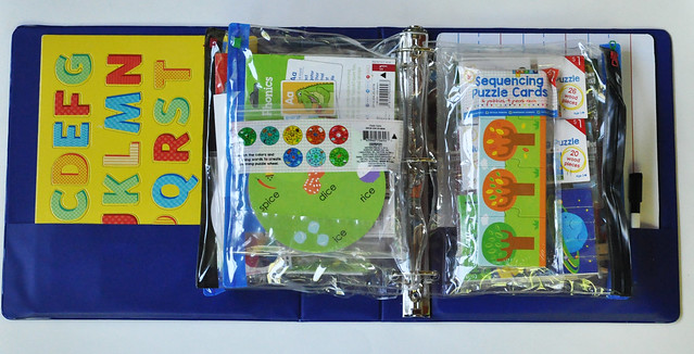 Learning Busy Bags Binder