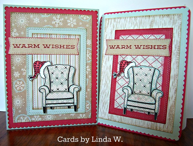 Warm wishes chairs