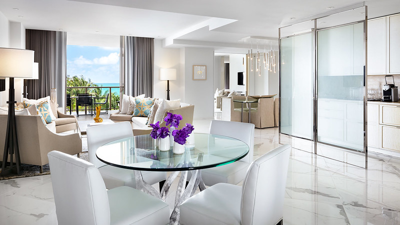 St. Regis Bal Harbour Resort Ambassador Suite