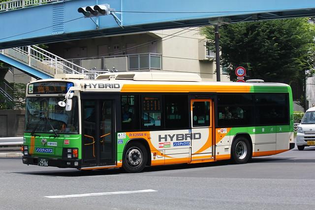 2016/07/02 東京都交通局 X295