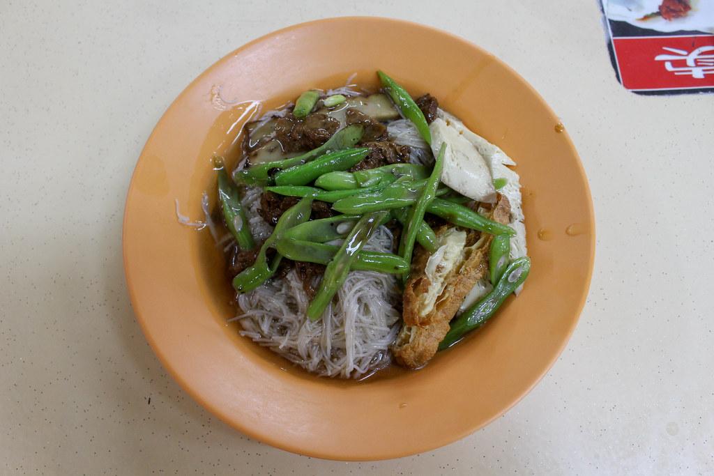 Tanglin Halt: Ru Yi Vegetarian