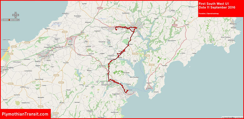 Route-U001