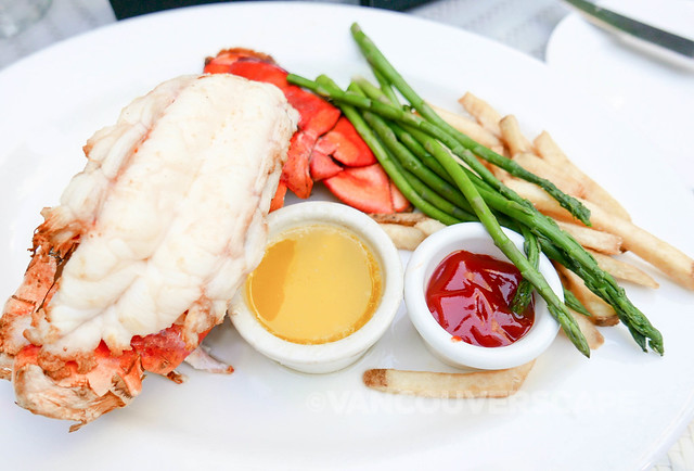 The Keg lobster tail-1