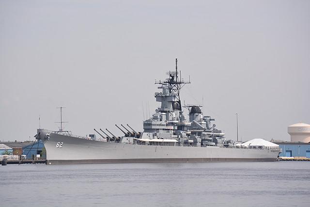Battleship New Jersey Camden
