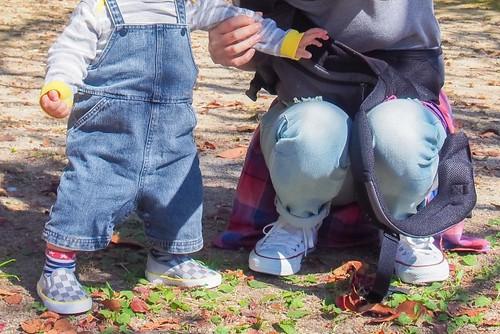 赤ちゃん 虫除け 公園