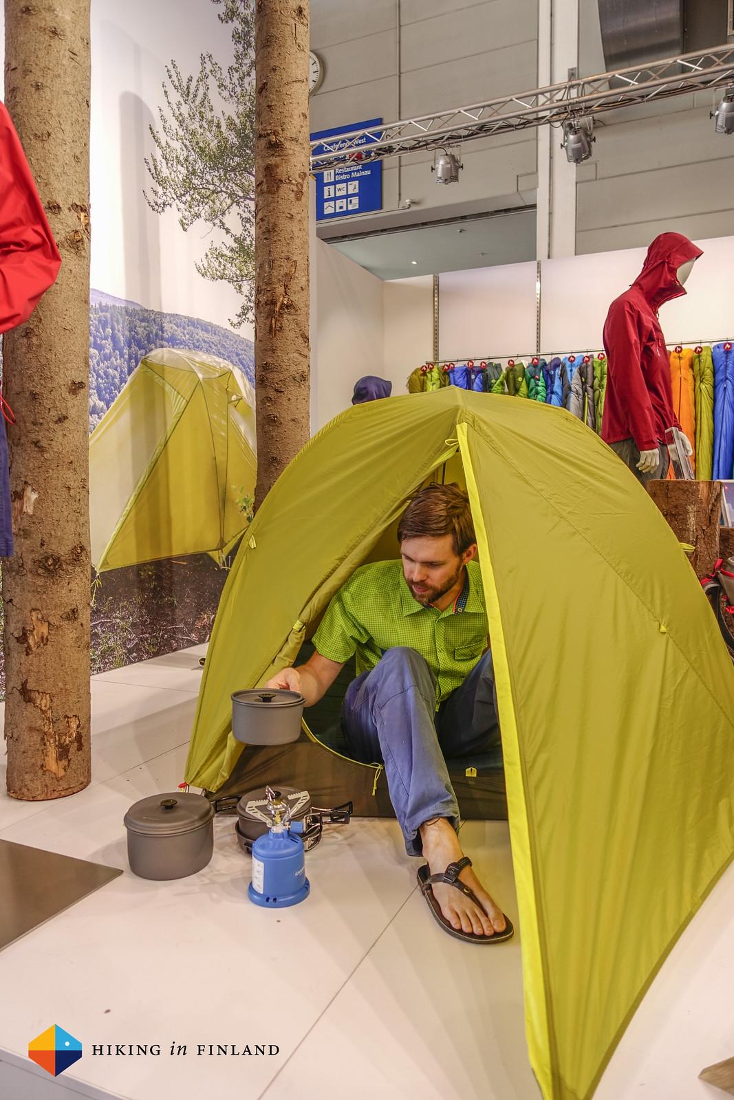 Marmot Bolt 2P tent