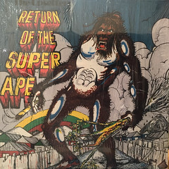 THE UPSETTERS:THE RETURN OF THE SUPER APE(JACKET A)