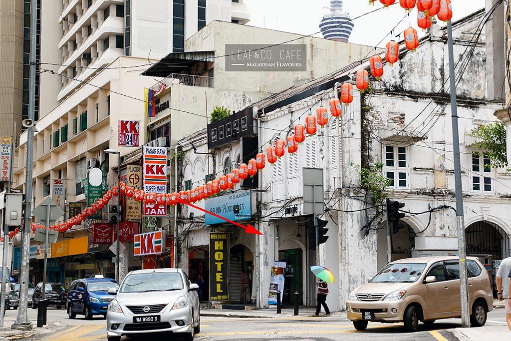 Leaf & co Cafe Mingle Chinatown KL