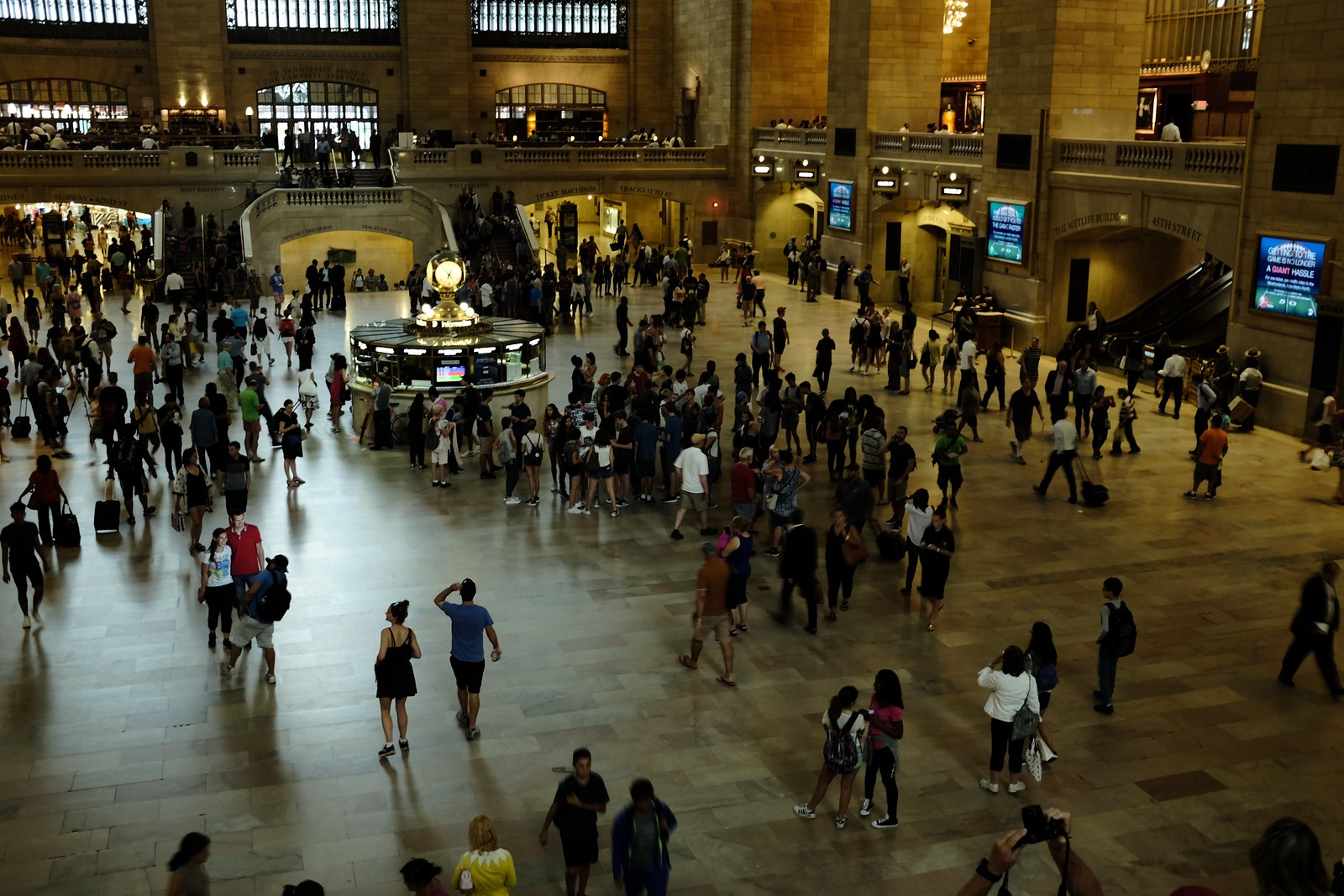 New York Grand Central Station