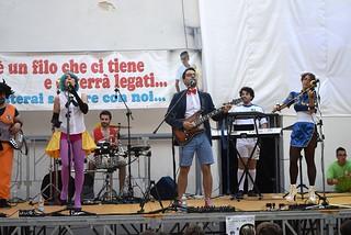 Noicattaro. Festa finale R...Estate con Noi 2016 front