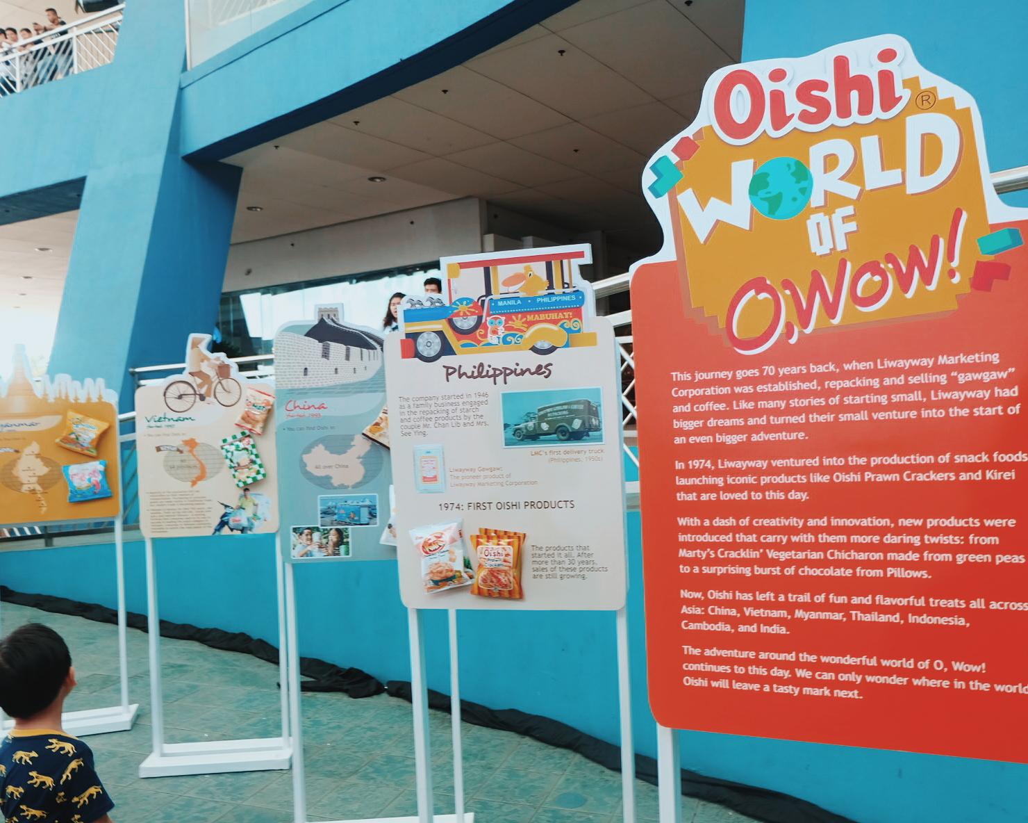 oshi event 2016