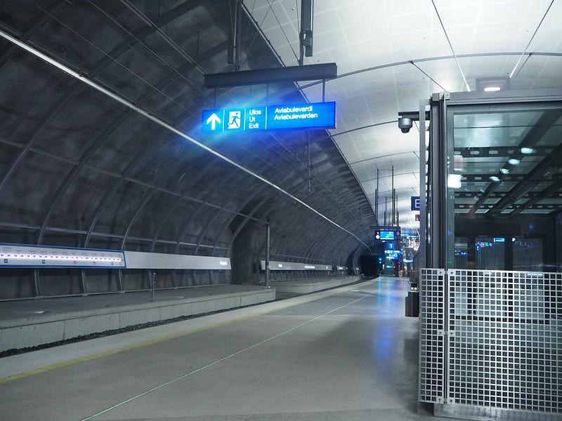 aviapolisP7129069, helsinki, finland, airport train, lentoasemajuna, pysäkki, stop, aviapolis, vantaa, helsinki-vantaa, juna, airport, airport train,