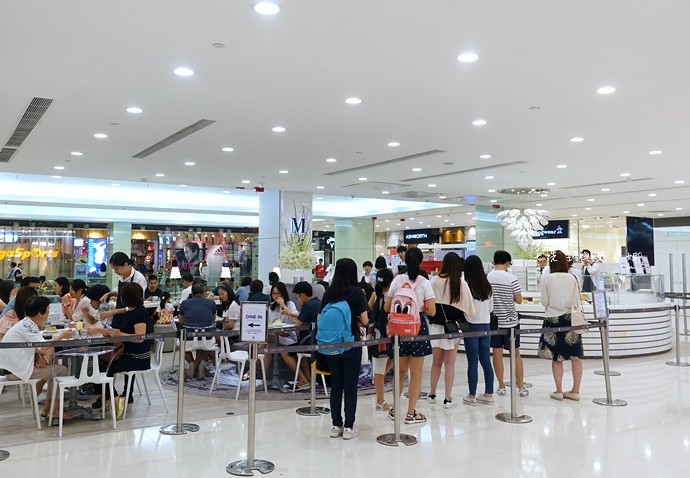 3 LadyM千層蛋糕 香港必吃美食