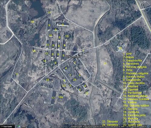 Skrunda-2 town