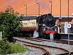 BR Standard 4MT 2-6-0 No. 76079