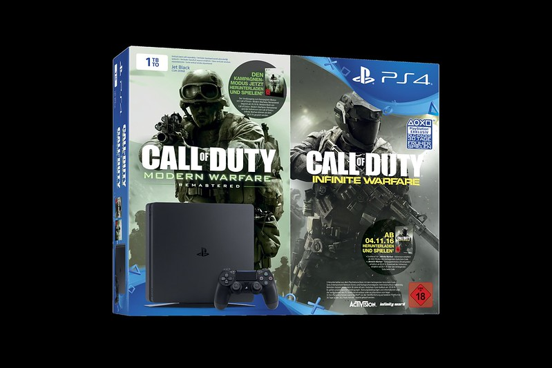 PS4 Bundle Early Access CoD: Infinite Warfare