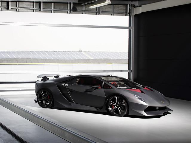 Lamborghini Sesto Elemento. 2010 год