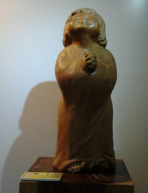 王秀杞雕塑展 (11)