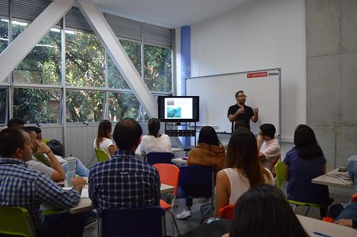 """El Workshop """"El cobre y su cualidad antibacteriana para el desarrollo de nuevos productos"""""""