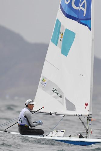 Tercer día de Maegli en Rio 2016