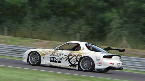 Mazda RX7 tunes - Assetto Corsa - HKS Sha_do