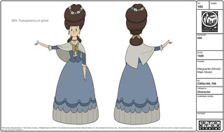 Over The Garden Wall Marguerite Ghost Color Design All Rig Flickr