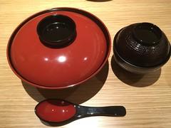 万ん卯 親子丼 ランチ 東京ガーデンテラス紀尾井町 2016.7.29